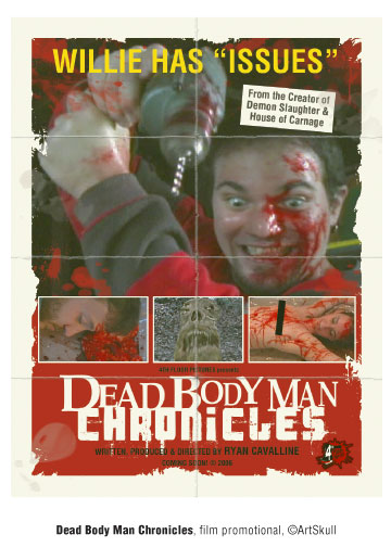 Dead Body Man Chronicles