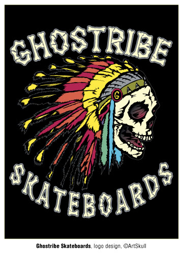 Ghostribe Skateboards