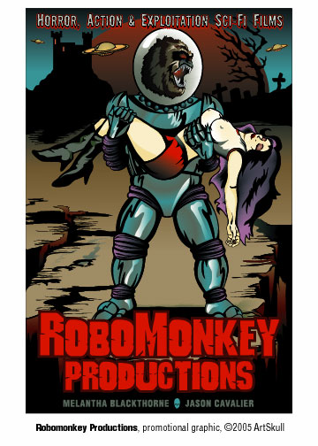 RoboMonkey Productions