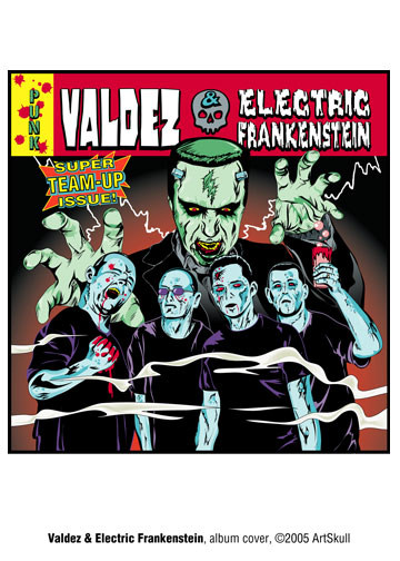 Valdez / Electric Frankenstein